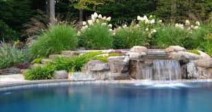 Waterfall Landscape Design Swimming Pools Archives Landscape Design Home  Improvement Small Waterfall Landscape Design