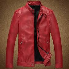 they have been used to make a statement about being rugged and utilitarian men s biker leather jackets can be found in many fits