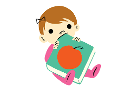 here are the various types of books you and your child will encounter as she grows