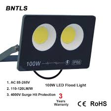 500w Halogen Work Light Bulbs 100w Led Floodlight Super Bright Outdoor Work Lights 500w