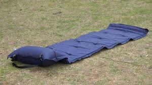 <b>Outdoor Camping</b> Thick Automatic Inflatable <b>Mattress</b> Self-Inflating ...
