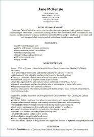 Patient Care Technician Sample Resume Magnificent Patient Care Technician Job Description For Resume 44 Gahospital