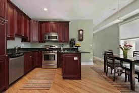 kitchens with dark brown cabinets. Wall Color Colors With Dark Cabinets Best Gallery Rhrachelxblogcom Brown Wainscoting Kitchens Rhpinterestcom Kitchen