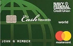 Navy Federal Credit Union Cashrewards Credit Card Reviews