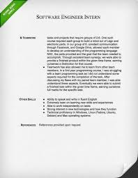 Software Engineer Cover Letter Sample Resume Genius In Cover