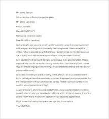 13 sle tenancy notice templates