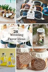 26 wedding favour ideas your guests will love