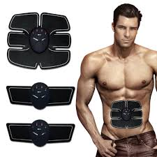 Smart <b>EMS Wireless Electric</b> Massager Electrotherapy Back Pain ...