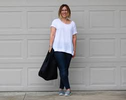 everlane linen tee review