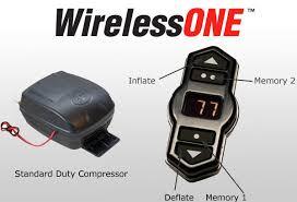 air lift 25870 wireless one air compressor kit air lift 25870 air lift wireless one compressor image