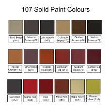 Mercedes Paint Colour Chart Mercedes Benz 107 Solid Paint Touch Up Stick