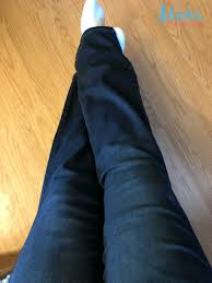 Laurie Felt Jeans Perfectly Soft And Comfortable