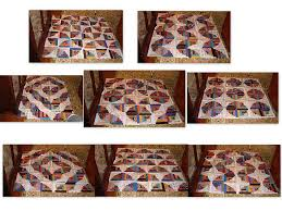 17 Best images about Curvy Log Cabin Quilts on Pinterest ... & Curved Log Cabin Layouts by Linda Rotz Miller Quilts & Quilt Tops, via  Flickr Adamdwight.com