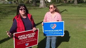 Hate Has No Home Here' finds a home on lawns in Connecticut | fox61.com