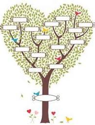 Family Tree Picture Template Blank Family Tree Template Yahoo Image Search Results
