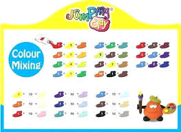 Food Coloring Mixing Chart Also Color Mixing Chart Jacquard Products