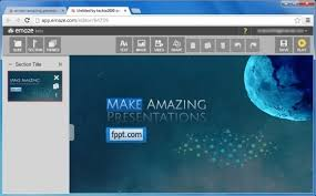 presentation software powerpoint alternatives for  emaze