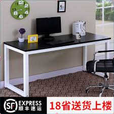 bedroomeasy eye rolling office chairs. Fu Bai (fubaide) Computer Table Desktop Home Modern Simple Desk Notebook Steel Wood Study Black + White Leg Length 80* Width 50* Bedroomeasy Eye Rolling Office Chairs -