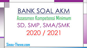 The conjunctions of the procedure. Bank Soal Akm Sd Smp Sma Dan Smk 2020 2021 Sinau Thewe Com