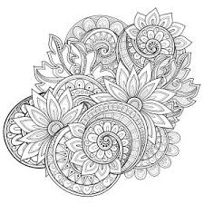 Small Picture Free Coloring Pages Flowers Stockphotos Free Flower Coloring Pages