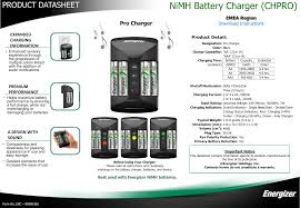 Energizer Battery Charger Green Light Mean Nimh Battery Charger Chpro Energizer Technical