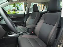 2017 toyota corolla sedan l 4dr sedan interior 2