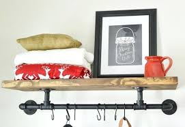 How To Build A Coat Rack Shelf Mesmerizing Diy Coat Rack Shelf Debkaco