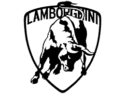 lamborghini logo black and white. Brilliant And New Autocars News Lamborghini Logo Vector To Lamborghini Logo Black And White H