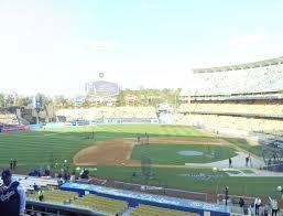 Dodger Stadium Loge Box 129 Seat Views Seatgeek