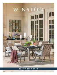 winston patio furniture dealers