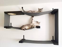 amazing cat shelf diy top 10 and wall perch how to spoil your feline friend catastrophi creation fabric maze uk ikea climbing easy corner modern