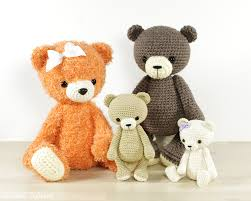 Easy Crochet Teddy Bear Pattern Unique Inspiration