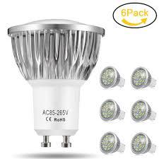 240v 50w Gu10 Light Bulb Industrial Electrical 10 Pack Of Philips Halogen Twist 50w