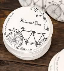 Wedding Coasters Custom Paper Coasters Wedding
