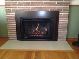 firescreen heat n glo fas stove portland or gas fireplace insert picture
