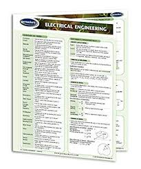 Amazon Com Electrical Engineering Guide Quick Reference