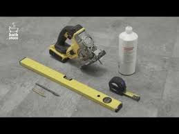 bath how to cut a laminate worktop