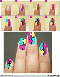 38 interesting nail art tutorials