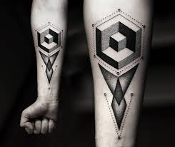 Mixxkpo Alpha Omega Tattoo