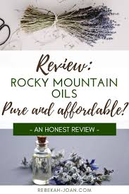 Rocky Mountain Oils Review Trustworthy And Affordable