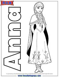 Small Picture Clever Design Ideas Anna From Frozen Coloring Pages Elsa Anna Of