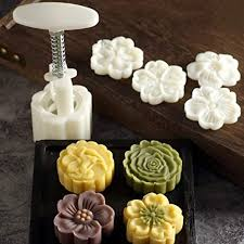 Your oriental cake stock images are ready. Amazon Com Oriental Mooncake Mold Flower Shape Kitchen Confectionery Pastry Moon Cake Mould Form Cookie Stamp Cake Decorating Tools Square Kitchen Dining