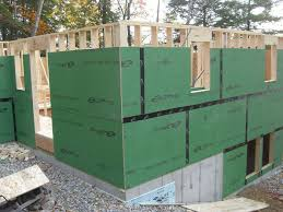 wall sheathing prevents houses from