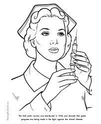 Small Picture Salk Polio Vaccine American History and coloring pages for kids 111