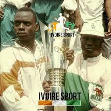 ▷ @ivoire_sport - I V O I R E - S P O R T™ - Le premier trophée de la  #cotedivoire🇨🇮 can 92 ,Dao L