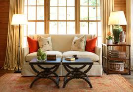 image of lamp shade of table lamps for living room