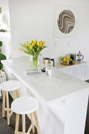 Everything Old is New Again Tile Countertops Then and Now
