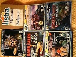 These games come as a full version and can be played on many devices including mac, windows pc, apple. Free Lot Of 5 Big Fish Game Disc Hidden Object Games Titles In Description Pc Games Listia Com Auctions For Free Stuff