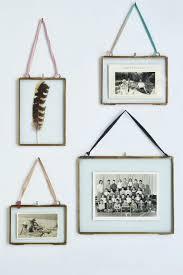 double sided picture frame brass kiko brass frames by nu two sided frame double sided frames