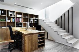 Basement Office Design